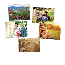 Fridge Magnets 104x140mm 5 Pack incl Delivery