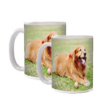Mug 325ml incl Delivery x 2