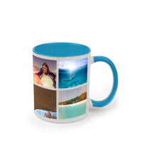 Mug Blue 325ml incl Delivery