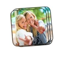 Square Coasters - Set of 4 incl Delivery