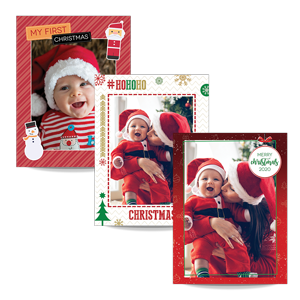 Christmas Photo Prints at Home